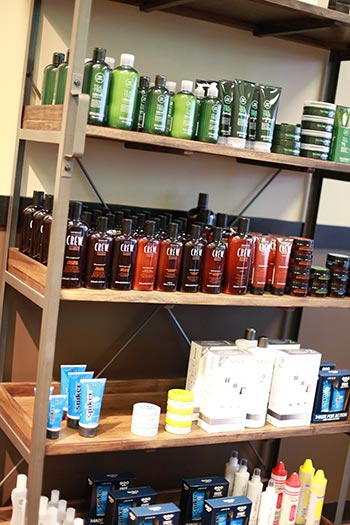 Just Cut It features hair care products for men and children.  From American Crew to Tea Tree, Just Cut It offer a wide variety of hair care products that will work for you and give you the best styling results possible.