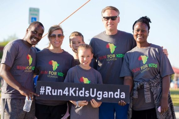 Run for kids Uganda image